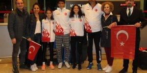 Türk öğrenci ABD'den 'Pentatlon Madalyası'yla döndü