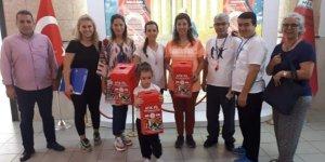 Ödüllü atık pil toplama yarışması