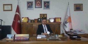AK Parti İl Başkanı Tutulmaz istifa etti