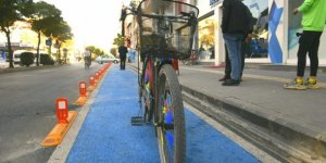 "Elbistan, ""bisiklet dostu"" kent oluyor"