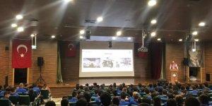 Kızılay Çorlu Şubesi'nden öğrencilere bilgilendirme semineri