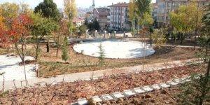 """Başkan Taşdelen: """"İlçemizin en değerli arsalarını park yaparak halkımızın kullanımına sunuyoruz"""""""