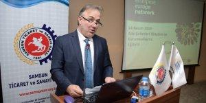 """Samsun TSO'dan """"Aile Şirketleri Yönetimi ve Kurumsallaşma"""" eğitimi"""