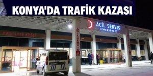 MEB, İŞKUR ve Sanayi İl Müdürleri kaza yaptı!