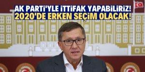 İYİ Parti'den erken seçim çağrısı