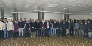 Rektör Akgül, topluluk danışmanları ile bir araya geldi