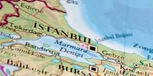 Son dakika: İstanbul'da deprem!