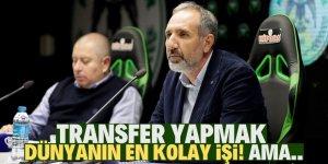 Yönetimden transfer açıklaması