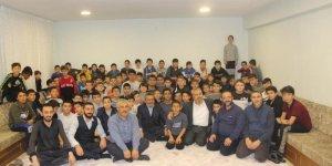 Başkan Tutal Kur'an öğrencileriyle buluştu