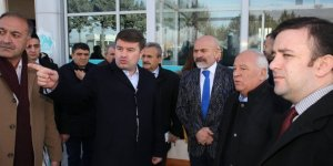 """Başkan Evren Dinçer: """"Şehirlerarası otobüs terminali şehrin aynasıdır"""""""