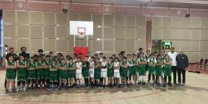 Basketbol altyapı takımları turnuvaya katıldı