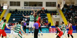 Konyaspor Basketbol'da Akhisar mesaisi sürüyor