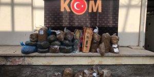 "Aksaray'da ""Duman 9"" operasyonunda 28 adrese operasyon"