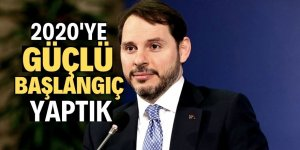 """Albayrak: """"2019'u beklentilerin üstünde kapattık"""""""