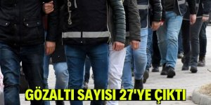 Konya merkezli FETÖ operasyonu!