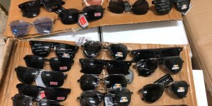 Aksaray'da 18 bin adet kaçak güneş gözlüğüyle yakalanan şüpheliler serbest
