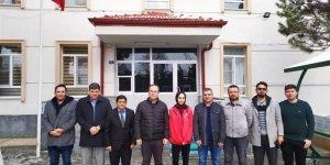İl Müdürü Abdurrahman Şahin'den Çumra'ya ziyaret