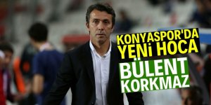 Konyaspor'da yeni hoca Bülent Korkmaz