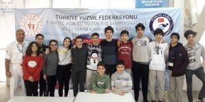 Yüzme Açık Su Türkiye Şampiyonası sona erdi