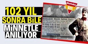 Azerbaycan onu hiç unutmadı: Bakü Fatihi NURİ PAŞA