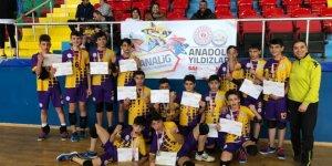 Analig'de voleybol erkek takımı finalde