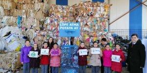 """Beyşehir'de """"iklim değişikliğini durdur"""" projesi"""