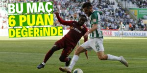 Konyaspor için 6 puanlık maç