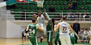 Konyaspor Basket lider karşısında