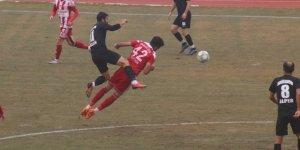 Karaman Belediyespor üç puanı 4 golle aldı