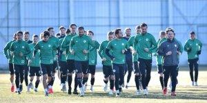 Konyaspor, Yeni Malatyaspor maçı hazırlıklarına başladı