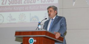 Rektör Şahin, Ömer Halisdemir Üniversitesinde 28 Şubat konulu konferans verdi