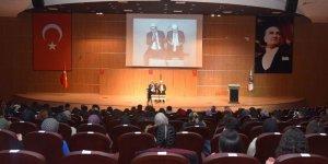 """KMÜ'de """"İdlib şehitlerini anma programı düzenlendi"""