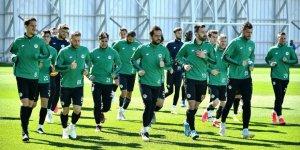 Konyaspor, Fenerbahçe hazırlıklarını sürdürdü