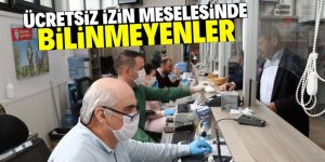 Koronavirüs izni için işçinin rızası gerekiyor mu?