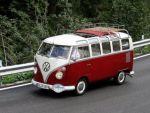 Volkswagenin T1 modeli yeniden tasarlandı