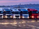 Yeni kamyonlar görücüye çıkıyor
