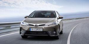 Yenilenen Toyota Corolla teste hazır