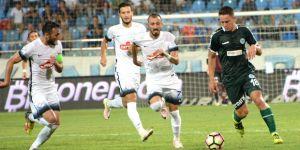 Atiker Konyaspor 8.sırada yer aldı