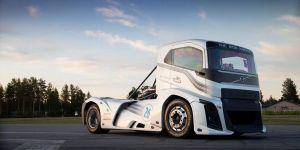 Goodyear'ın Volvo'ya özel geliştirdiği lastik rekor kırdı