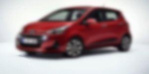 Hyundai i10 makyajlandı! İşte yeni hali