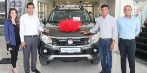 Fiat Fullback Konya'da satışa sunuldu!