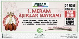 Meram'da Aşıklar Bayramı