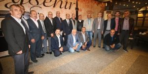 Başkan Özaltun, STK temsilcileriyle buluştu