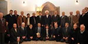 Prof. Dr. Mahmut Kaya, İnce Minarede konferans verdi