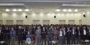 Altınekin'de yağmur duası yapıldı
