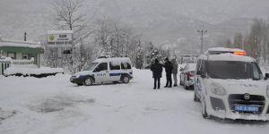Güvenlik görevlisi çalıştığı iş yerinde ölü bulundu