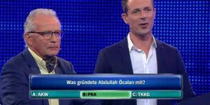 Alman devlet televizyonu Öcalan'ı sordu