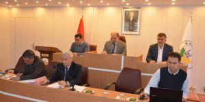 Karapınar Belediye Meclisi toplantısı
