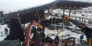 Konya Valiliğinden göçük açıklaması: 5 kişi hafif yaralandı