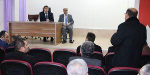 Beyşehir'de alınabilecek tedbirler masaya yatırıldı
